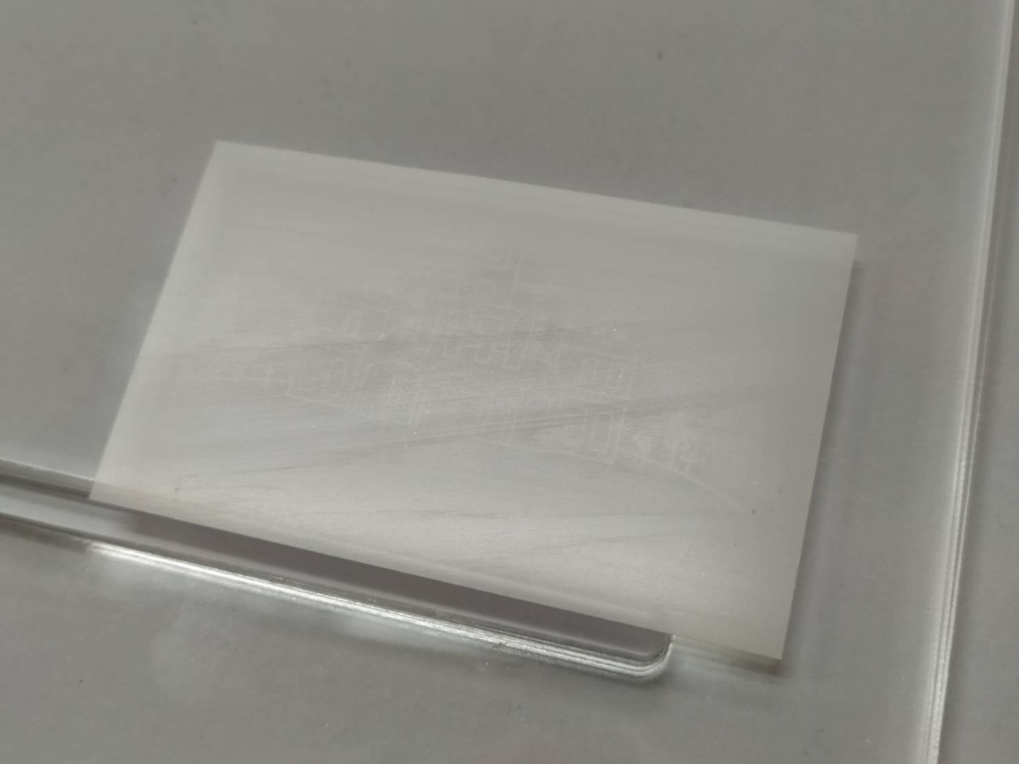 少量製作感壓轉印貼紙白色墨使用